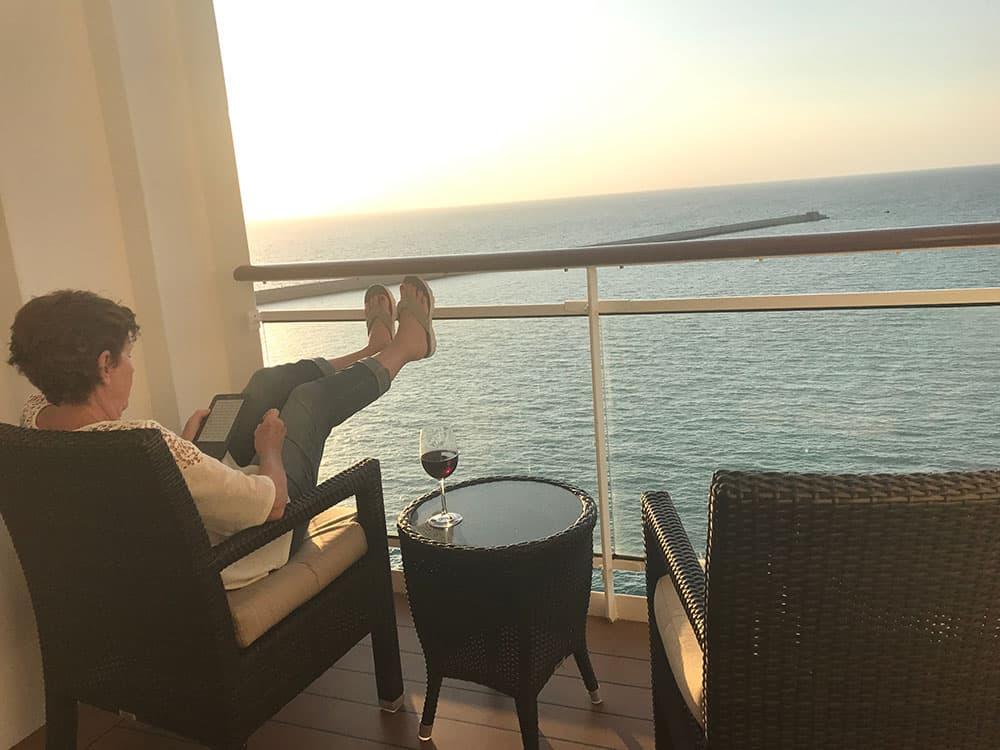 Balcony Stateroom on Norwegian Epic