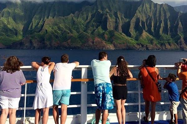 Crucero en Hawái