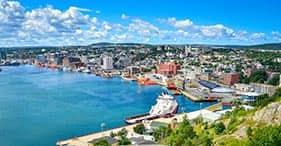 San Juan, Terranova, Canadá