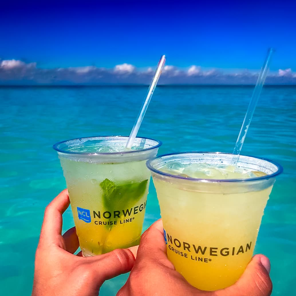 Classic Mojito Recipe from Norwegian Cruise Line México
