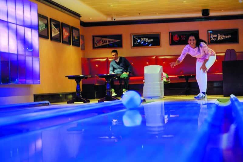 Enjoy Sports Activities on Norwegian Cruise Line México Ships