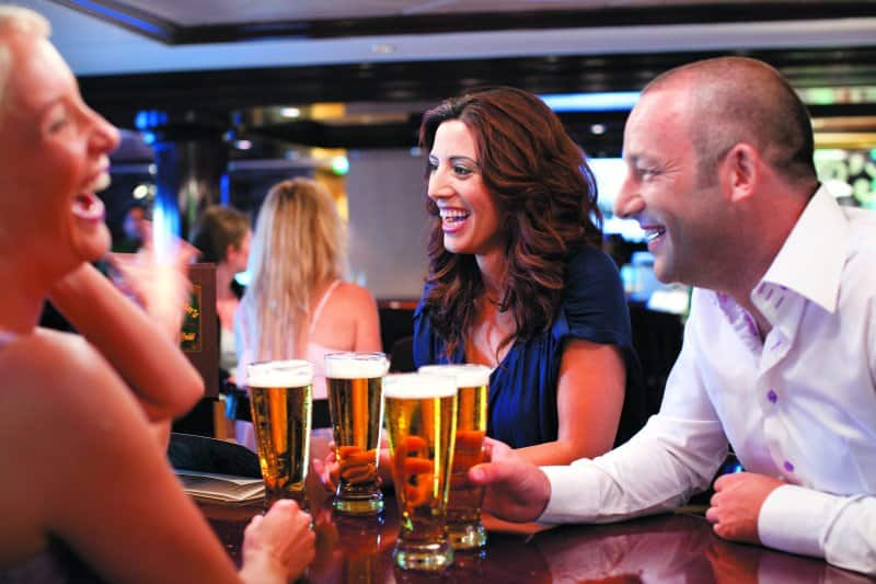 The Benefits of Buying a Cruise Beverage Package