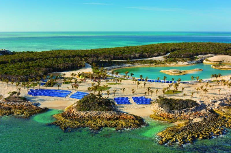 Short Cruise to Great Stirrup Cay