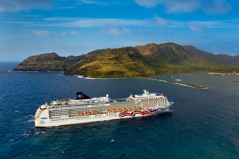 9 razones por las que un crucero en Hawái es mejor que un resort todo incluido